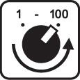 100 niveaux Clip ceinture de stimulation