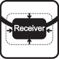 Reduced Size Receiver