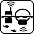 Emetteur et récepteur étanches