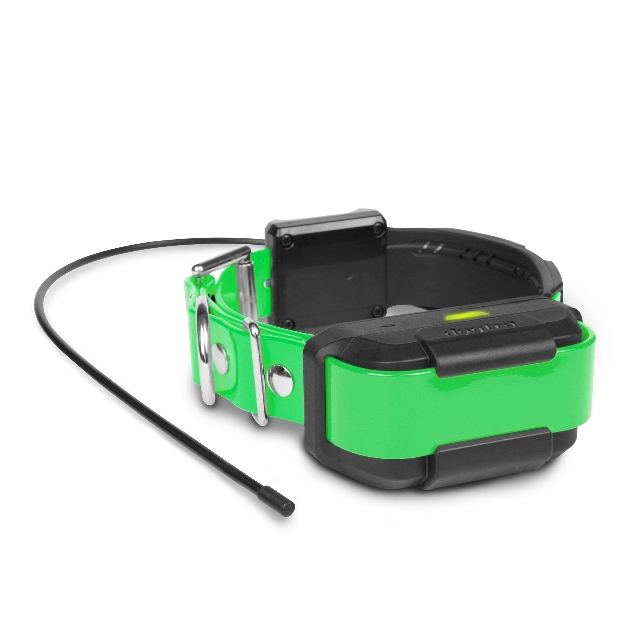 Dogtra Edge Remote Training  Extra Shock Collar Receiver 1 MILE RANGE Green