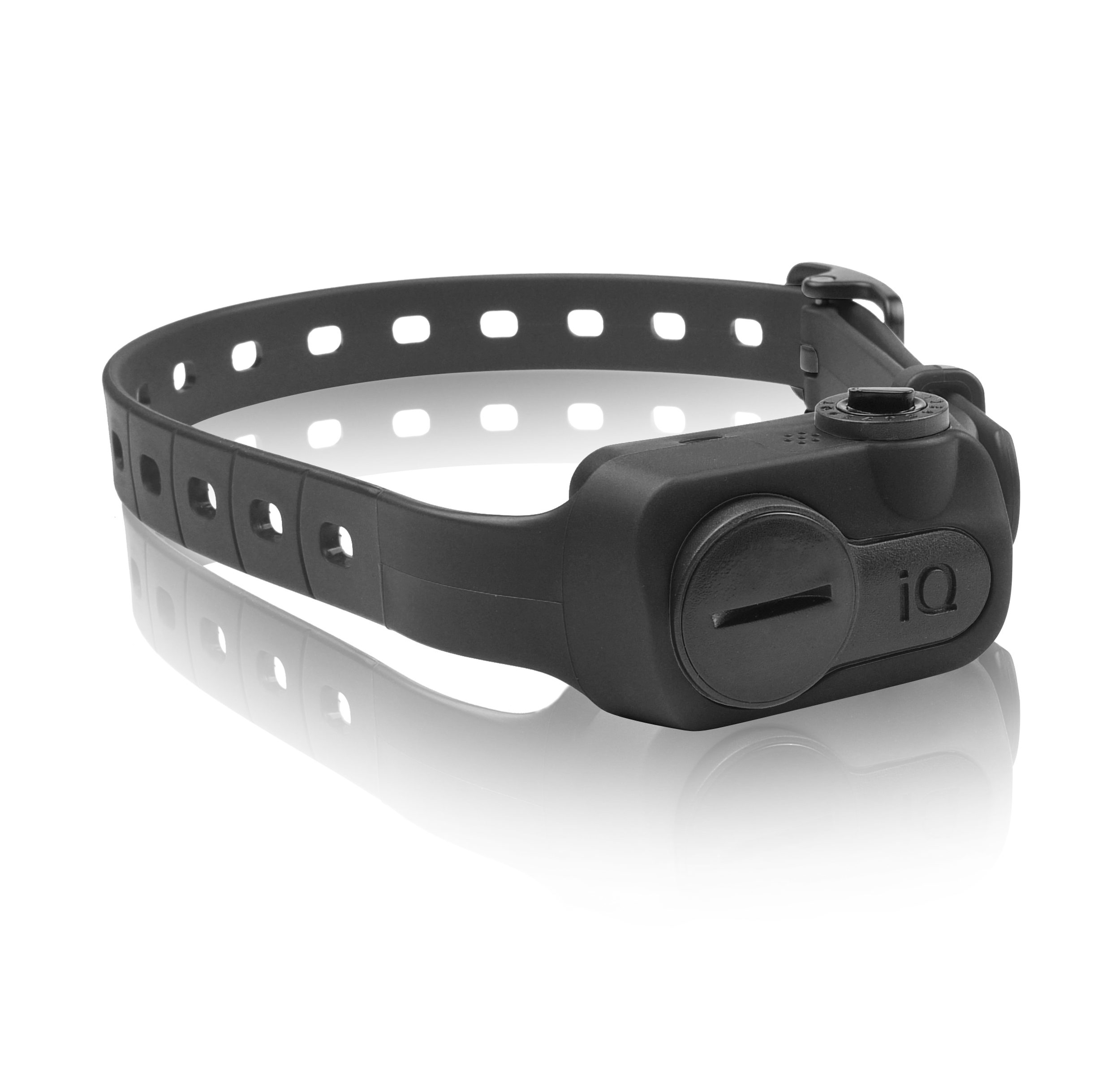 iQ No Bark Collar (Black)