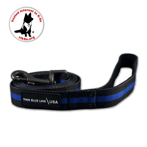Thin Blue Line Leash