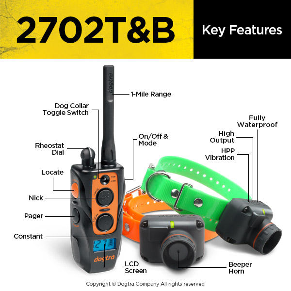2702T&B Training and Beeper